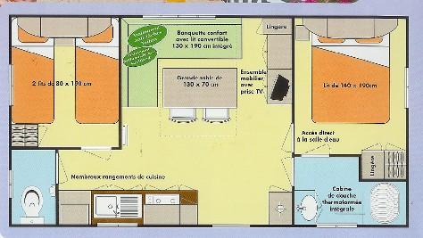 plan chalet orange1